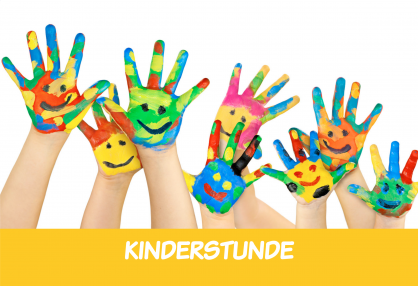 kinderstunde flyer